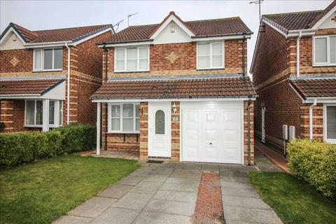 3 bedroom detached house to rent - Brunton Way, Hartford Chase, Cramlington