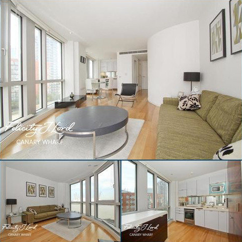 1 bedroom flat to rent - Ontario Tower, E14