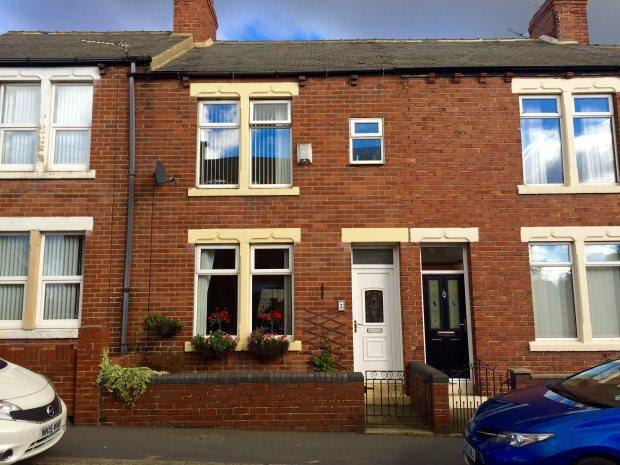 2 Bedrooms Terraced House for sale in GRAHAM TERRACE, HIGH PITTINGTON, DURHAM CITY : VILLAGES EAST OF