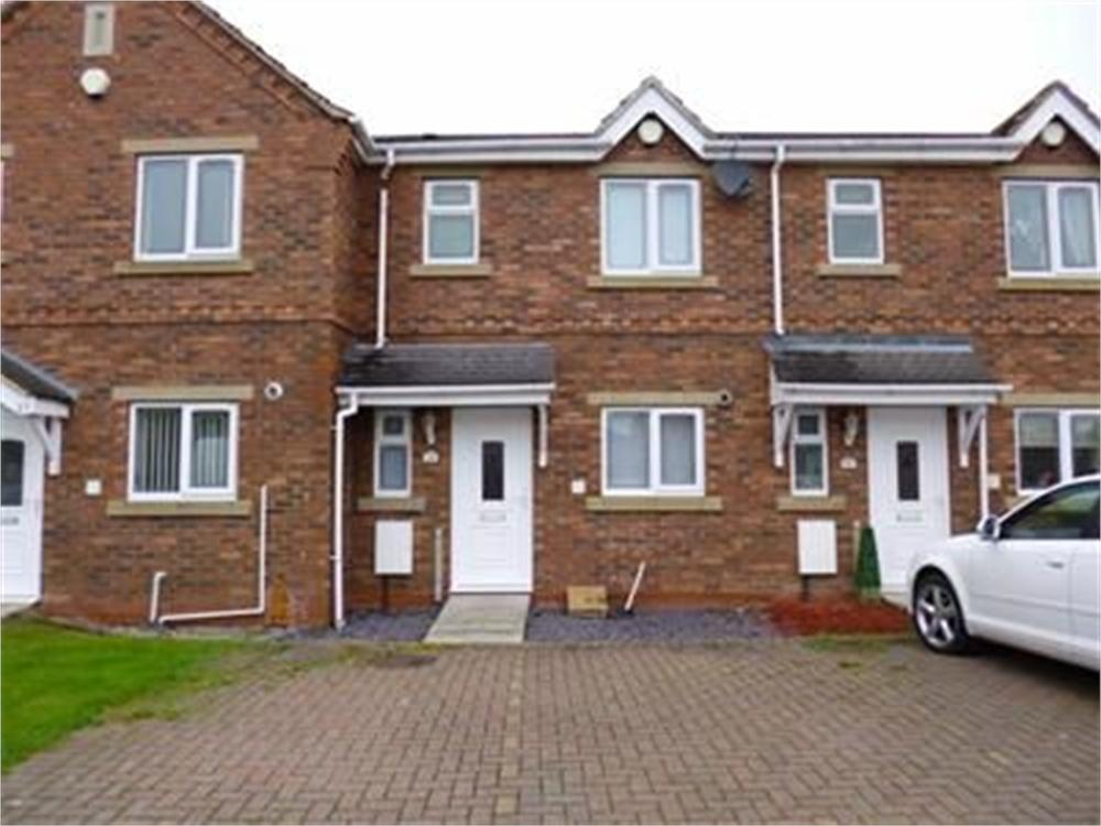 2 Bedrooms Terraced House for sale in Thornwood Close, Thurnscoe, ROTHERHAM, South Yorkshire