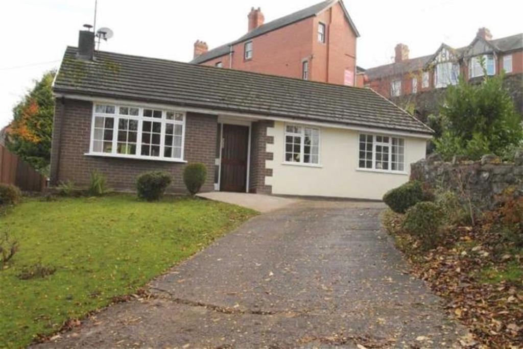 3 Bedrooms Detached Bungalow for sale in Canalside, Froncysyllte