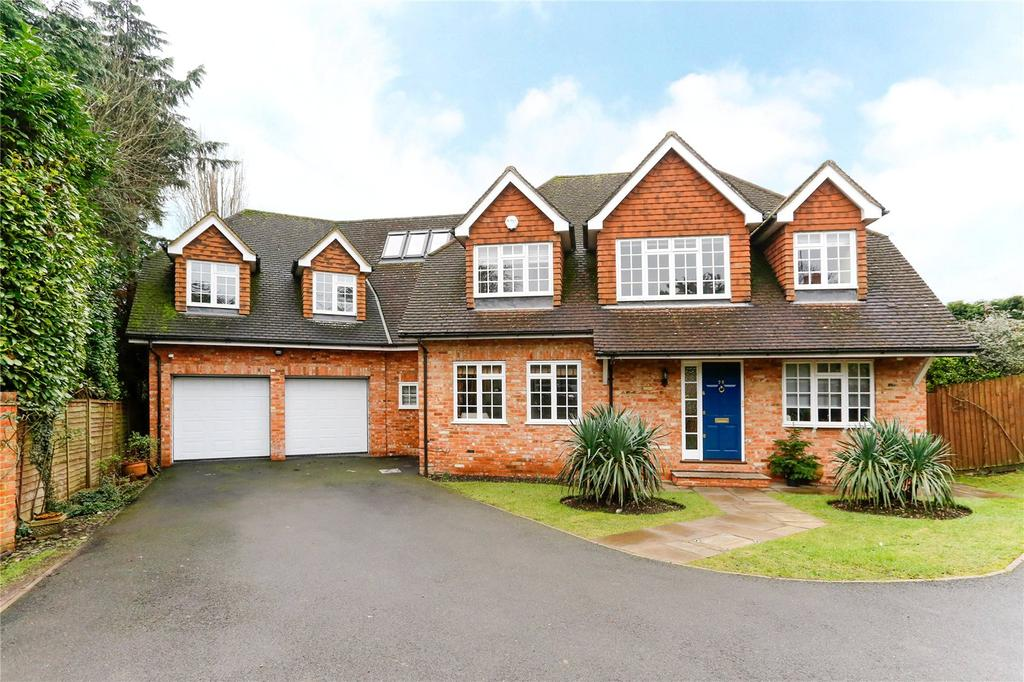 5 Bedrooms Detached House for sale in Hill Rise, Chalfont St Peter, Gerrards Cross, Buckinghamshire