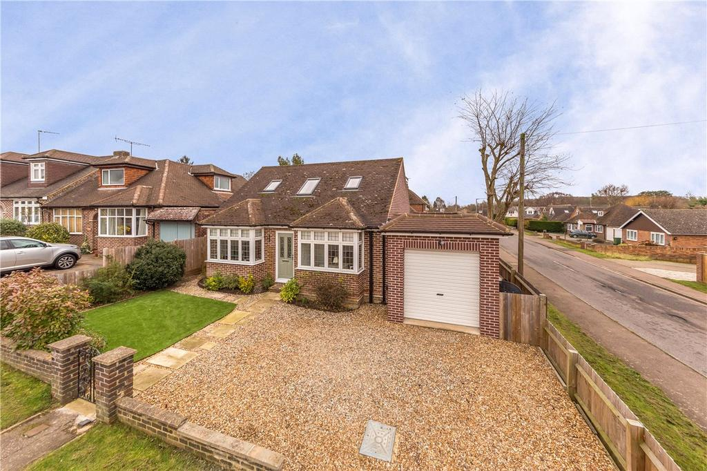 3 Bedrooms Detached House for sale in Sibley Avenue, Harpenden, Hertfordshire