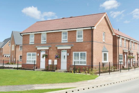 2 bedroom semi-detached house to rent -  Runnymede Lane, Kingswood, Hull, HU7