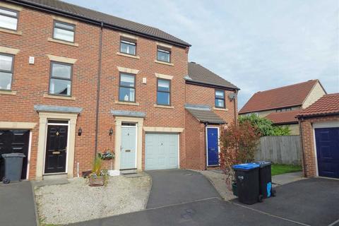 3 bedroom townhouse to rent - Mackintosh Court, Gilesgate, Durham