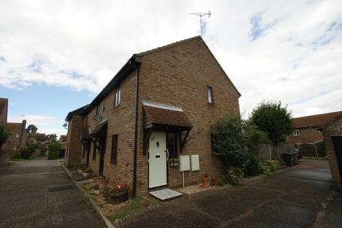 2 bedroom end of terrace house to rent - Yeldham Lock, Chelmsford, Essex, CM2