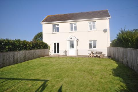 4 bedroom detached house for sale - Cross Inn Farm House, Cross Inn, Laugharne SA33 4QT
