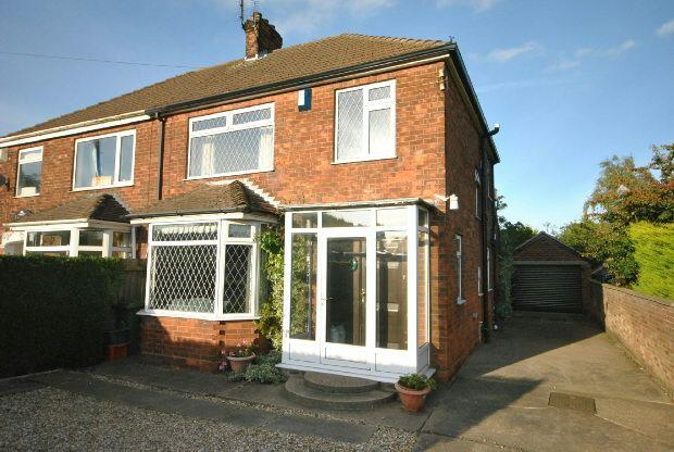 3 Bedrooms Semi Detached House for sale in Barton Street, Laceby, Grimsby