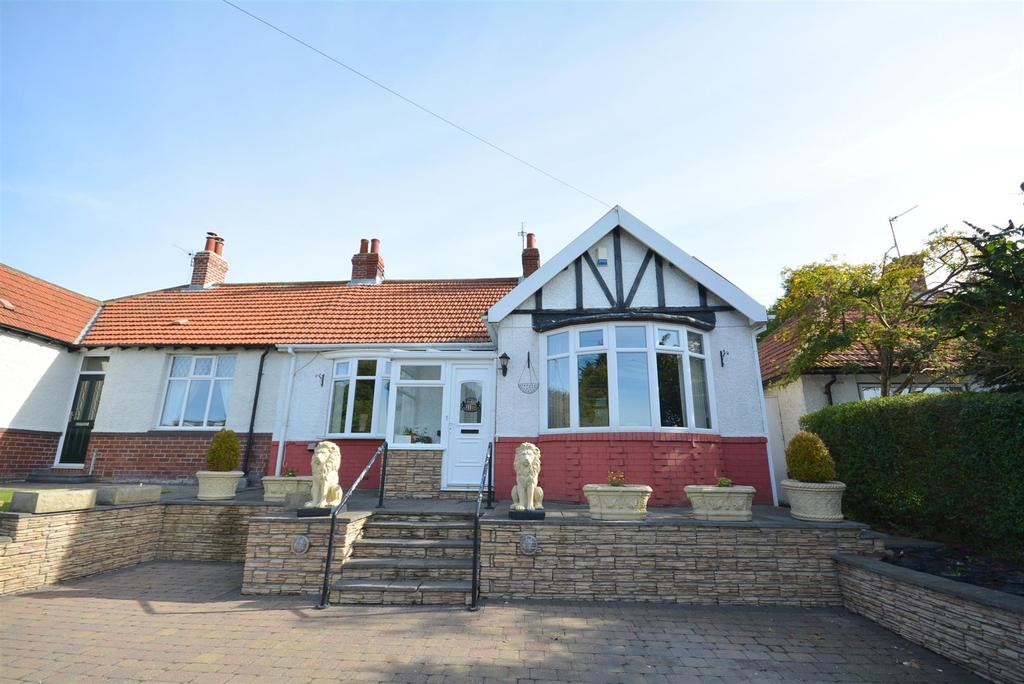 2 Bedrooms Semi Detached Bungalow for sale in Ashleigh Gardens, Cleadon, Sunderland