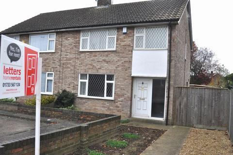 3 bedroom semi-detached house to rent - Lincoln Road, Walton, PETERBOROUGH, PE4