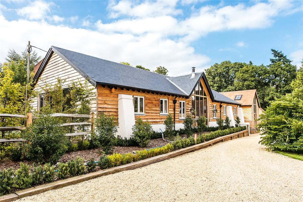 5 Bedrooms Unique Property for sale in Pitch Place, Thursley, Godalming, Surrey, GU8