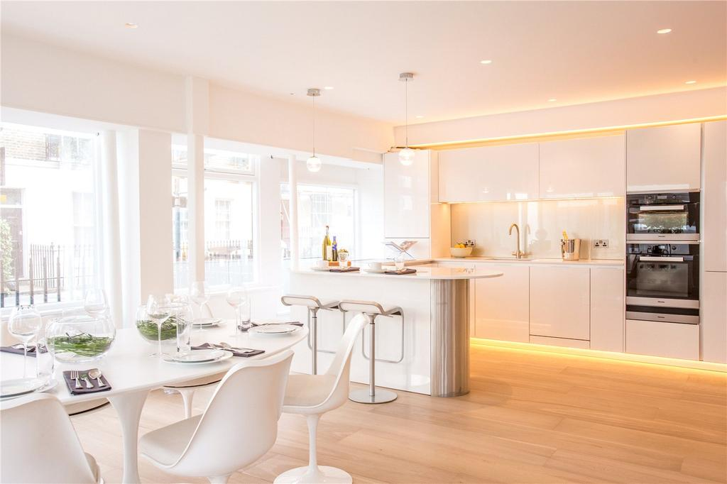 2 Bedrooms Apartment Flat for sale in Cleveland Street, Fitzrovia, W1T