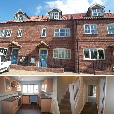 3 bedroom end of terrace house to rent - The Sands, Long Clawson, Leicestershire