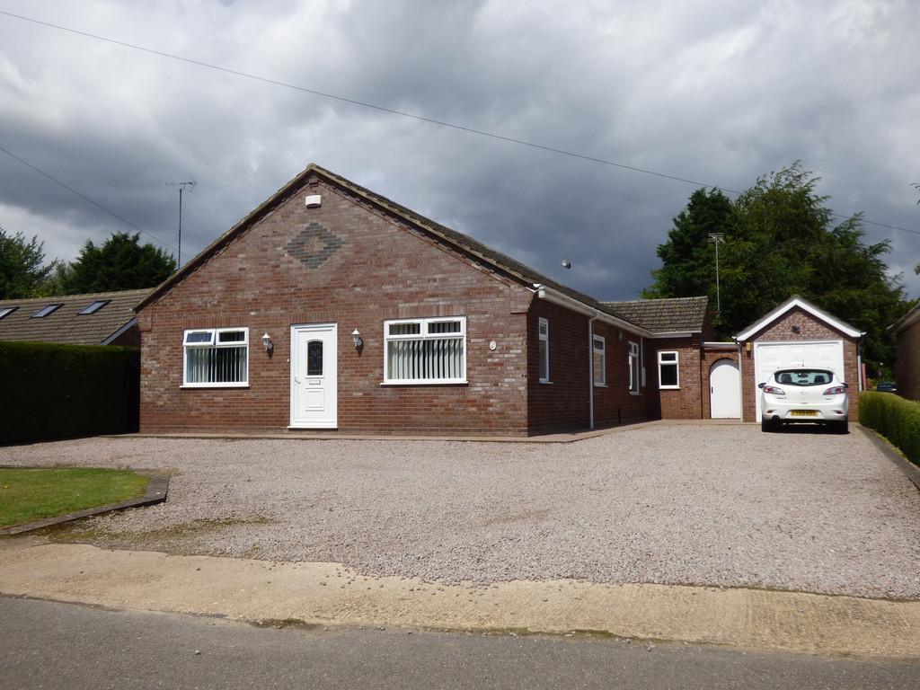 4 Bedrooms Detached Bungalow for sale in Siltside, Gosberton Risegate