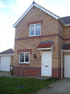 2 bedroom semi-detached house to rent - Bedford Way, Scunthorpe