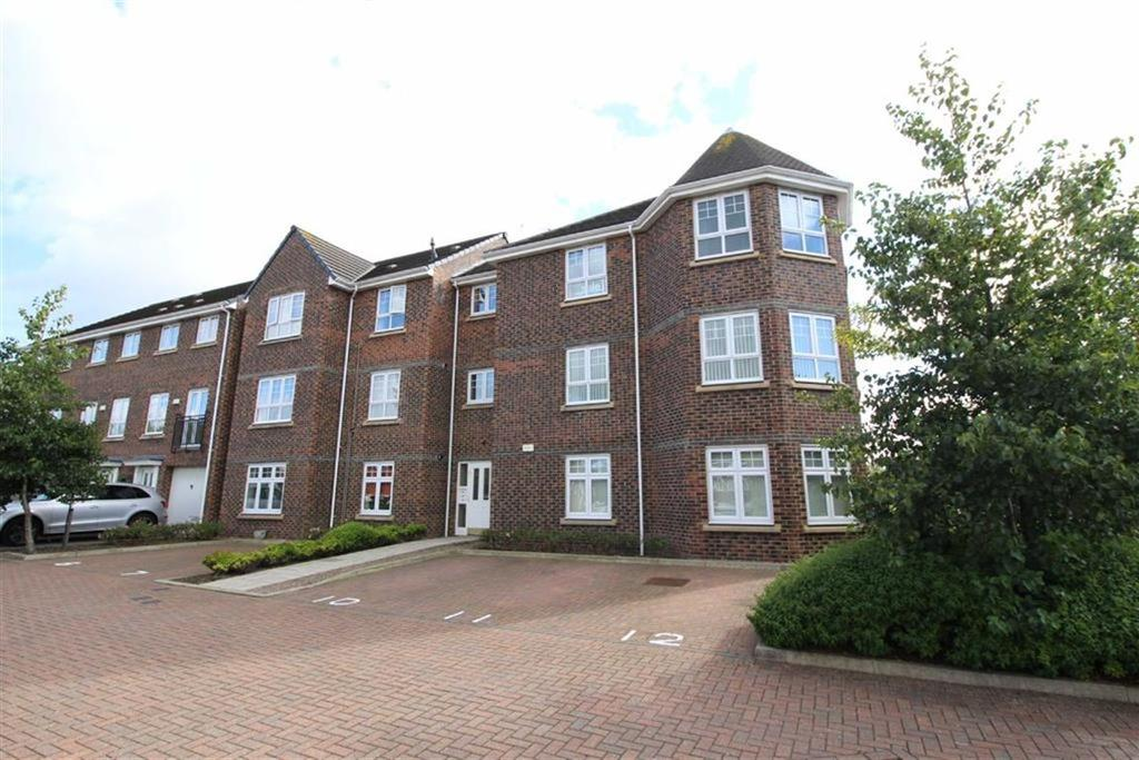 2 Bedrooms Flat for sale in Cosgrove Court, Newcastle Upon Tyne, NE7