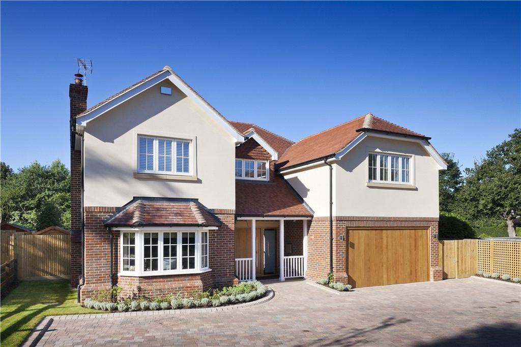 5 Bedrooms Detached House for sale in Northcote Road, West Horsley, Leatherhead, Surrey, KT24