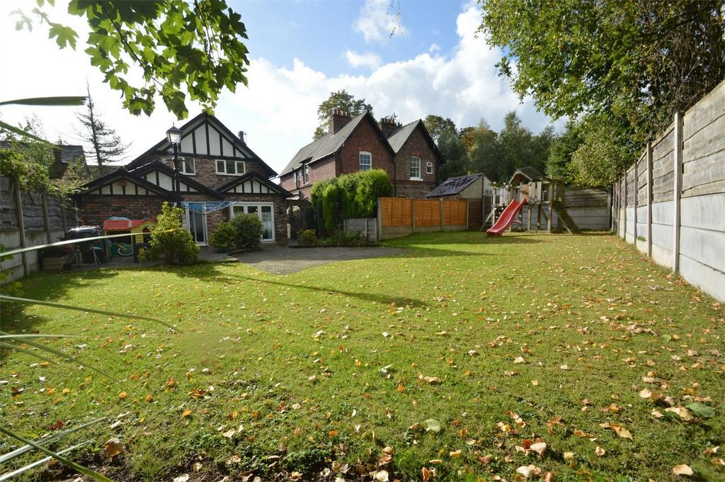 4 Bedrooms Detached House for sale in 'Astbury Cottage' Rutland Lane, SALE, Cheshire