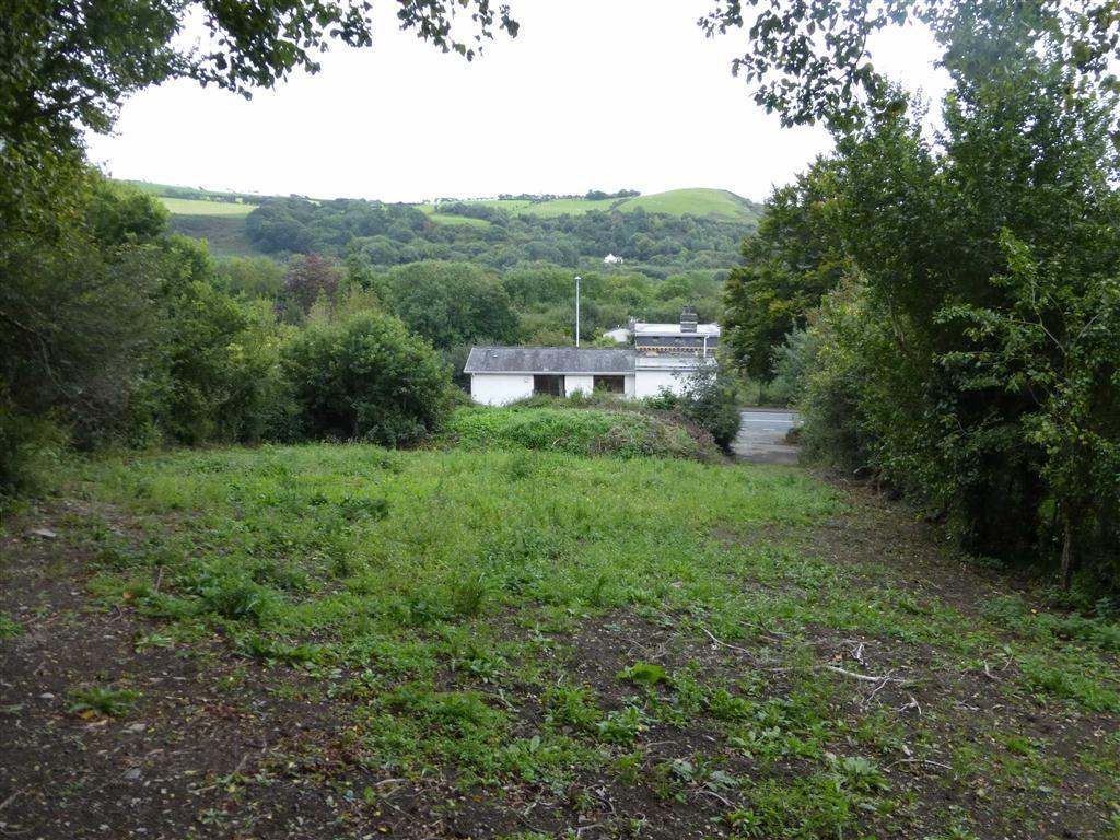4 Bedrooms Land Commercial for sale in Plot To Rear Of, Llwynffynnon Lodge, Llanbadarn Fawr, Aberystwyth, SY23