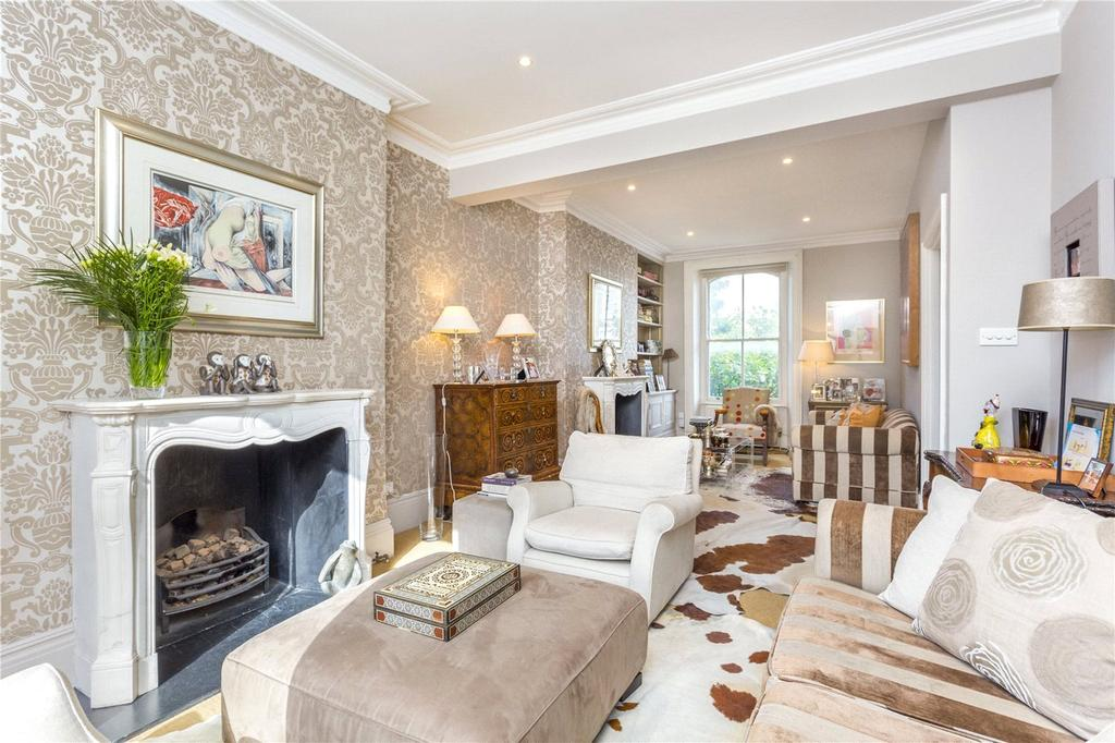 5 Bedrooms Semi Detached House for sale in Gunter Grove, London, Chelsea, SW10