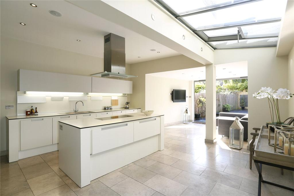 6 Bedrooms Terraced House for sale in Hurlingham Road, Hurlingham Park, Fulham, London, SW6