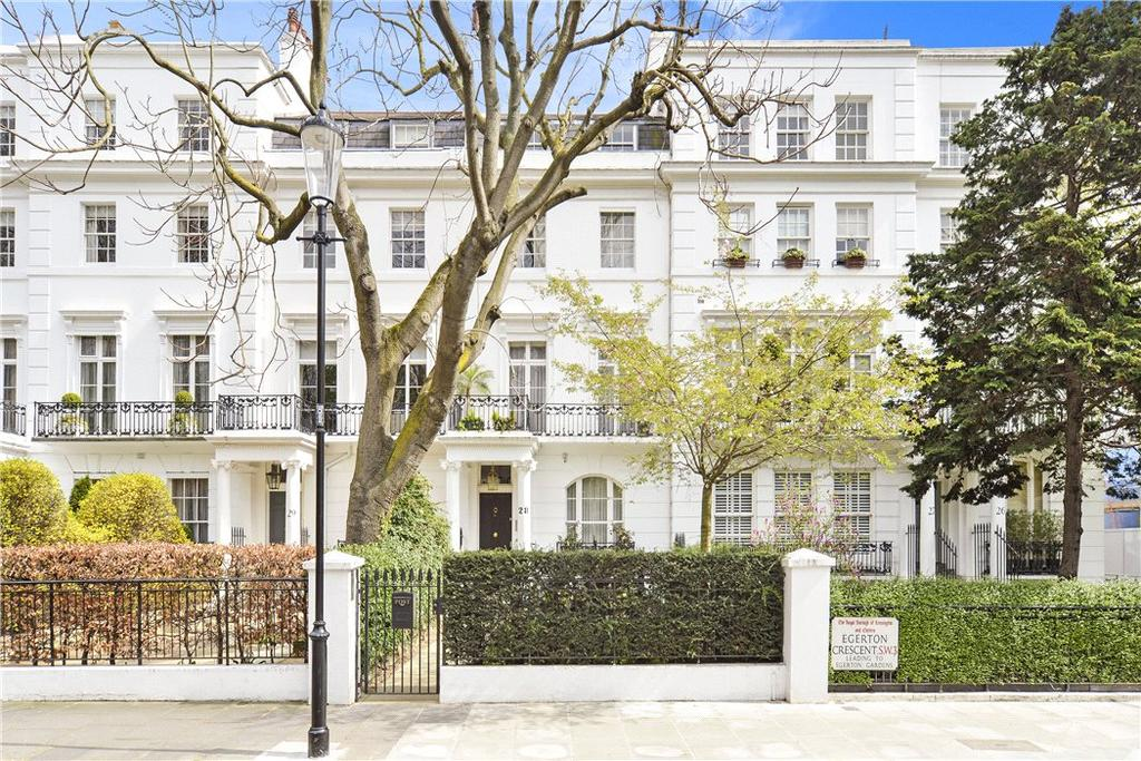 3 Bedrooms Terraced House for sale in Egerton Crescent, Knightsbridge, London, SW3