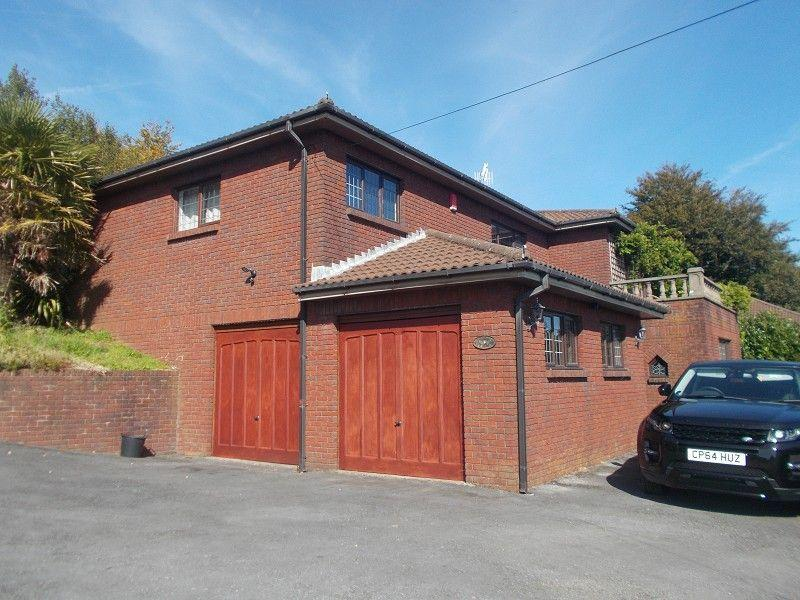4 Bedrooms Detached House for sale in Hill Road, Neath Abbey, Neath, Neath Port Talbot.