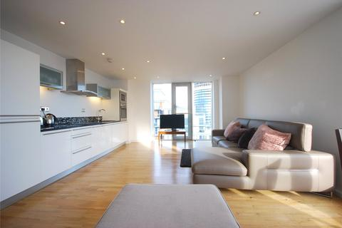2 bedroom flat - Ability Place, Canary Wharf, London