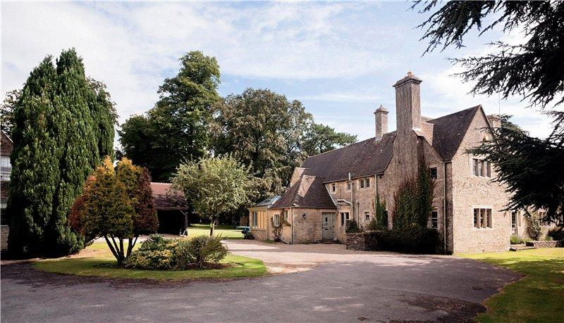 4 Bedrooms Detached House for sale in Westonbirt, Tetbury, Gloucestershire, GL8