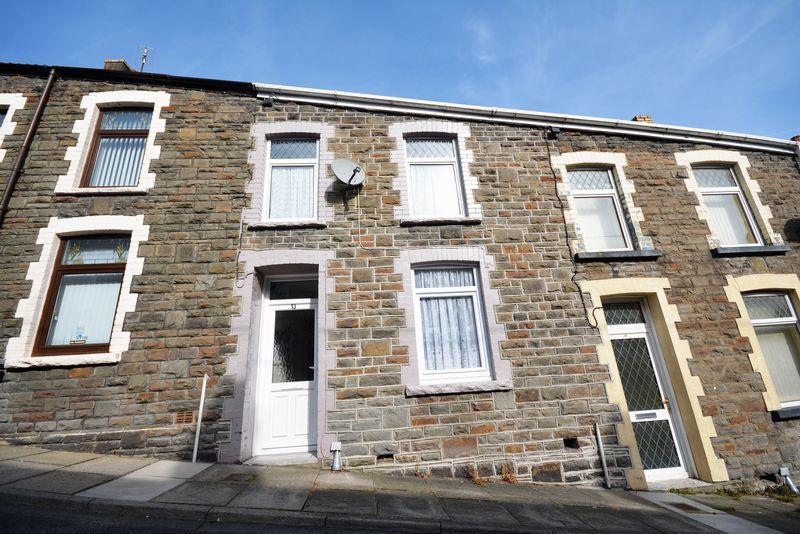 3 Bedrooms Terraced House for sale in Evan Street, Treharris