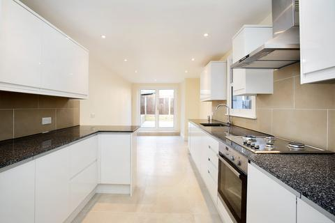 2 bedroom apartment to rent - Bollo Bridge Road, London, W3
