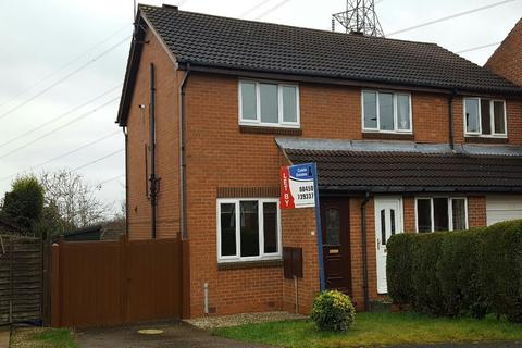 2 bedroom semi-detached house to rent - Royston Avenue, Sheffield, S20