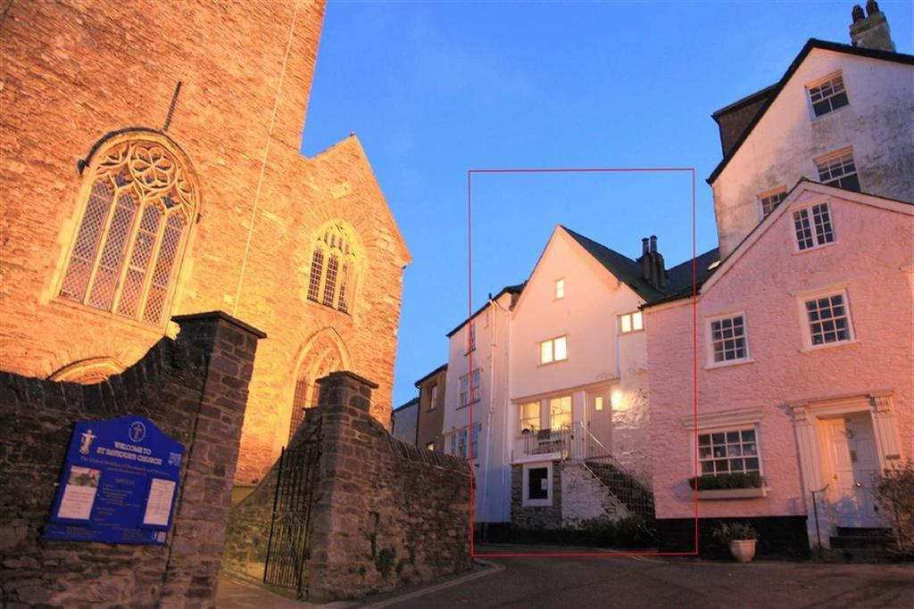4 Bedrooms Semi Detached House for sale in Smith Street, Town Centre, Dartmouth, Devon, TQ6
