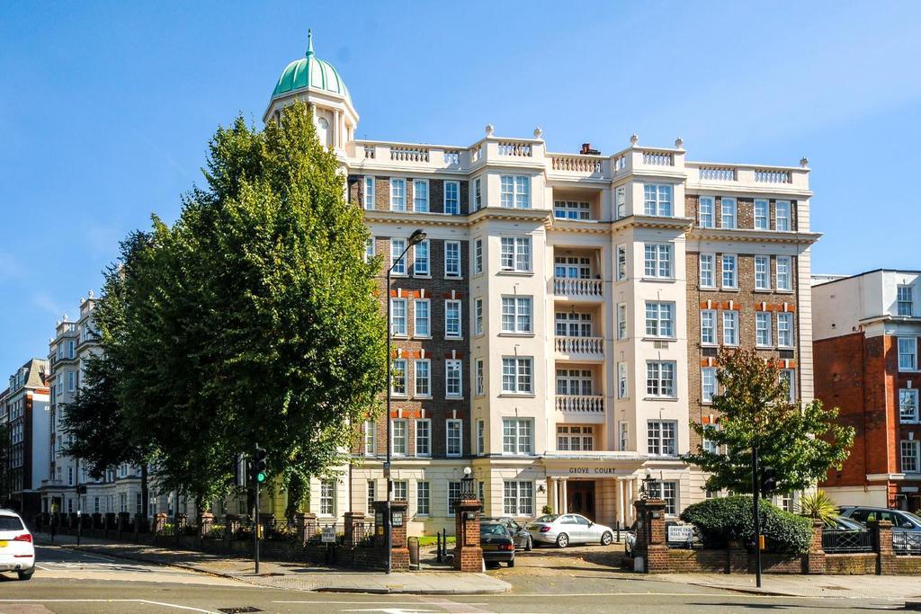 2 Bedrooms Flat for sale in Grove End Road, St Johns Wood, NW8