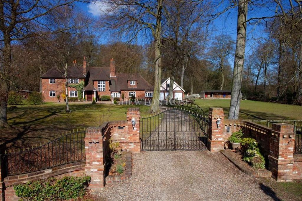 6 Bedrooms Detached House for sale in Jordans, Beaconsfield, Buckinghamshire