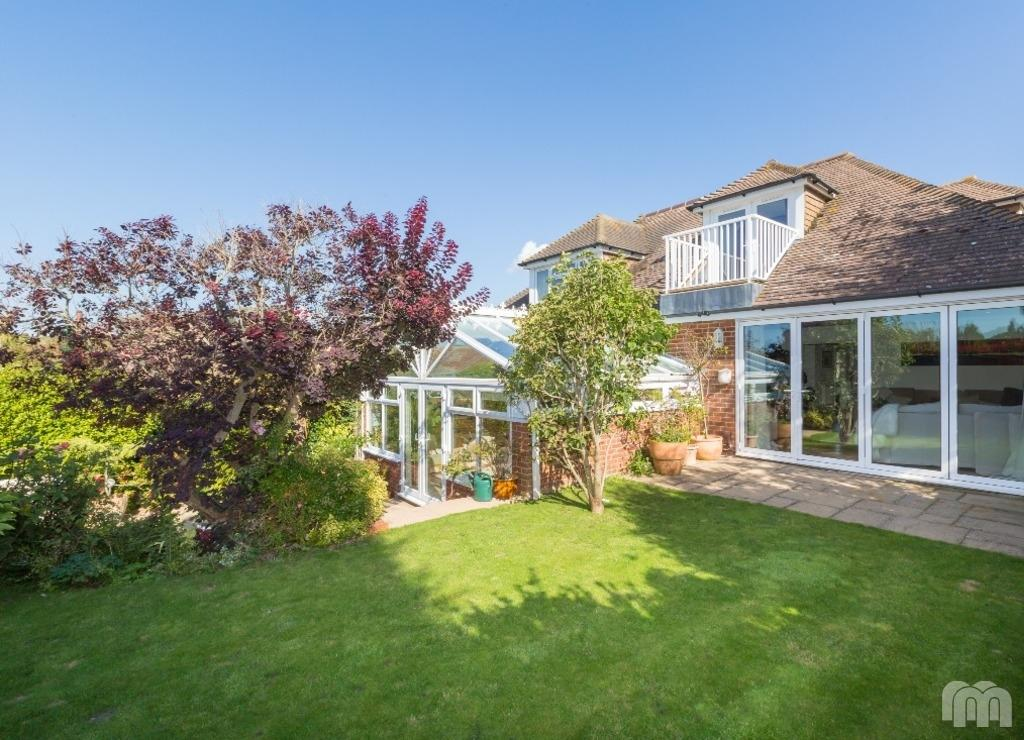 5 Bedrooms Detached House for sale in Lustrells Road Rottingdean East Sussex BN2