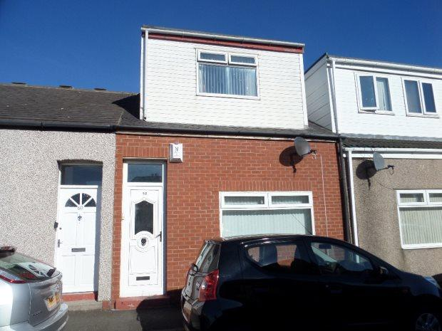3 Bedrooms Terraced Bungalow for sale in GROSVENOR STREET, SOUTHWICK, SUNDERLAND NORTH