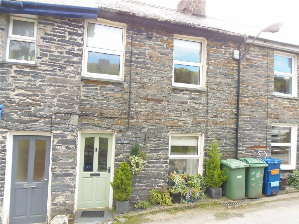 2 Bedrooms Cottage House for sale in 1, Tanybryn, Upper Corris, Machynlleth, Powys, SY20