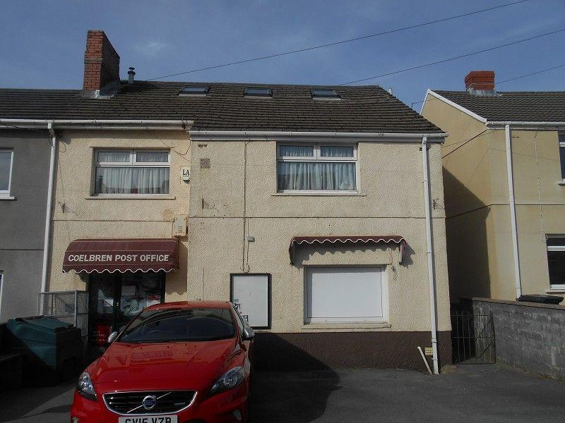 4 Bedrooms Semi Detached House for sale in Heol Eglwys Coelbren, Neath.