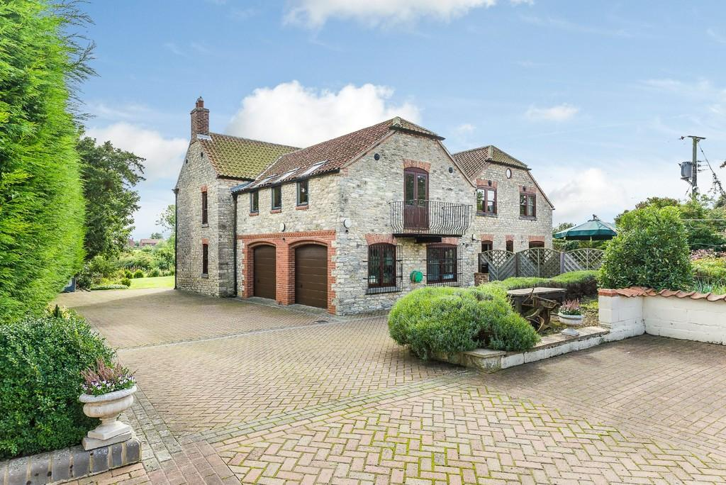 5 Bedrooms Detached House for sale in Atterby, Lincolnshire