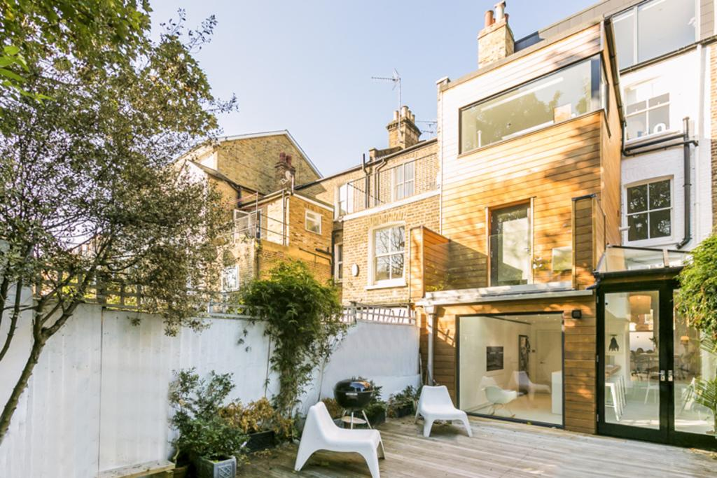 5 Bedrooms Terraced House for sale in Sulgrave Road, Brook Green, London, W6