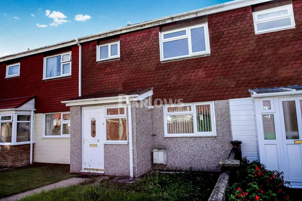 3 Bedrooms Terraced House for sale in Commercial Road, Pontypool
