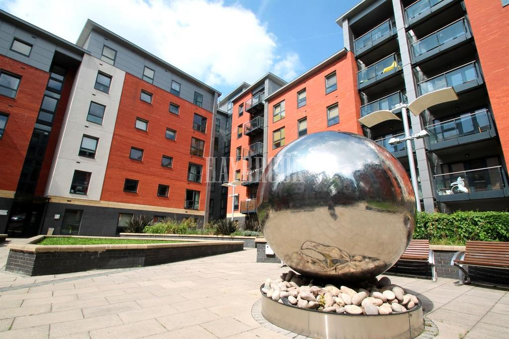 1 Bedroom Flat for sale in Atlantic One, City centre.