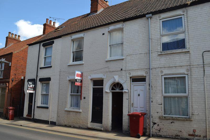 3 Bedrooms Terraced House for sale in Fleetgate, Barton-Upon-Humber