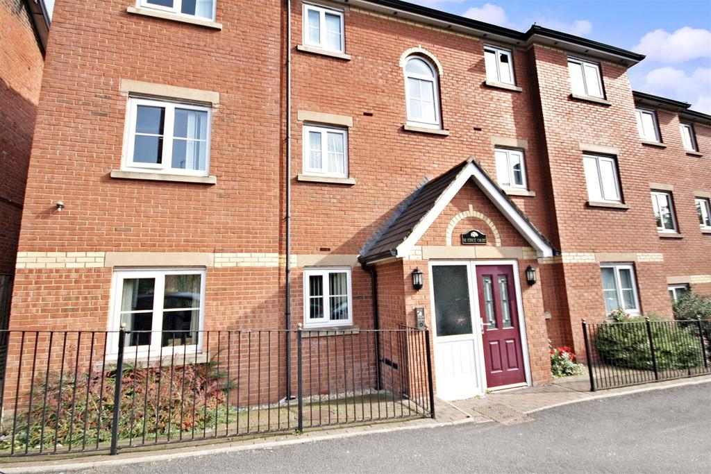 2 Bedrooms Apartment Flat for sale in Gittin Street, Oswestry