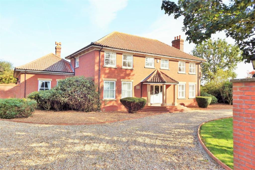 4 Bedrooms Detached House for sale in Fenside, Sibsey, Boston