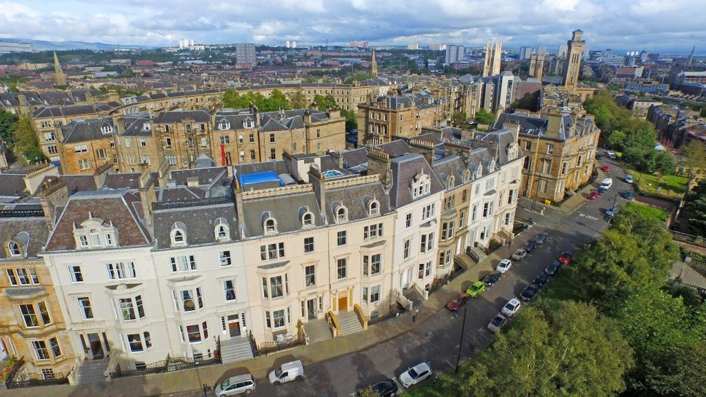 3 Bedrooms Duplex Flat for sale in 6 Park Terrace, Park, G3 6BY
