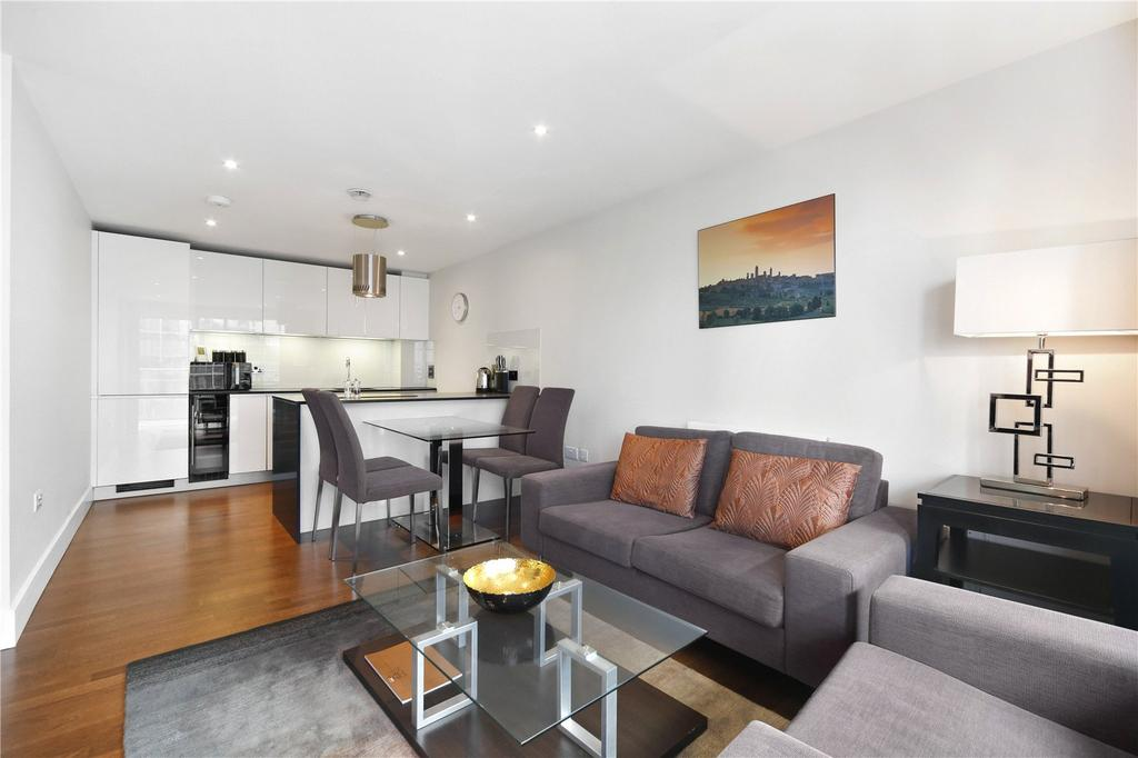2 Bedrooms Flat for sale in Crawford Building, 112 Whitechapel High Street, London, E1