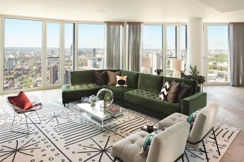 3 bedroom flat for sale - 3701 South Bank Tower, 55 Upper Ground, South Bank, London, SE1