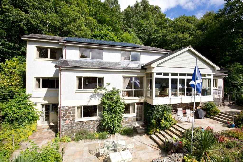 5 Bedrooms Detached House for sale in St. Fillans, Crieff, Perth and Kinross, PH6